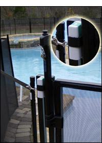 Safety Turtle Gate Alarm
